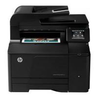 HP LaserJet 200 colorMFP M276n